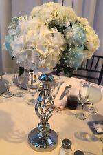Metal Wedding Flower Decor Candle Holder Vase Centerpiece For Wedding 2 pcs