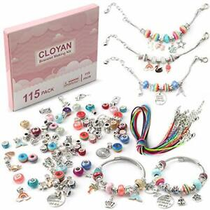 TOYANDONA 90Pcs Lightning Cloud Charms Pendant Enamel Jewelry Charms Bead Spacer Beads for DIY Necklace Bracelet Earring Making Accessories Assorted Color