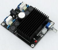 New TDA7498 100W+100W Class D Amplifier Board Computer Amplifier DC20V to DC36V