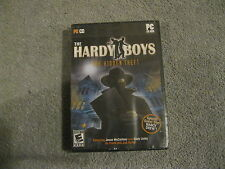 2008 THE HARDY BOYS IN THE HIDDEN THEFT PC CD BOXED *SEALED NEW* - XP/VISTA GAME