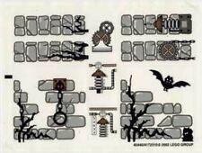 LEGO 1382 - Lego Studios - Scary Laboratory - STICKER SHEET