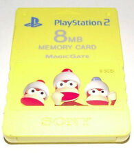 Genuine Sony PS2 Playstation 2 Memory Card Ape Escape