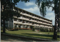Alte Postkarte - Bad Pyrmont - LVA Hannover