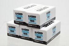 Ilford Delta 100 Professional 120 Roll film pack of 5