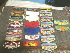 LOT OF 23 VINTAGE BSA BOY SCOUTS OF AMERICA PATCHES