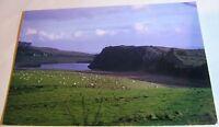 England Hadrian's Wall east towards Crag Lough L7-SP.10353 J Arthur Dixon - post