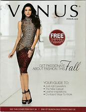 Venus Clothes Catalog Fall 2015 Back Issue FREE SHIP Buy 1 Get others at 50% off