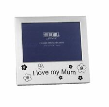 Love Mum Photo Picture Frame Birthday Christmas Parent Gift Mothers Day