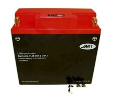 Batería de iones de litio 12v 7,17ah cierre libre de mantenimiento hj51913-fp Shido para moto