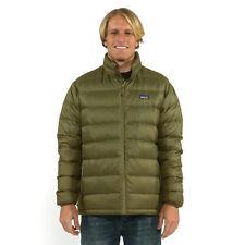 Patagonia Men's Hi Loft Down Sweater Jacket - 600 Fill Down Size Large - EUC!!!