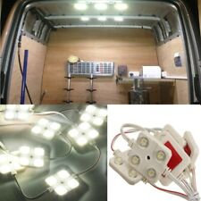 12V 40LEDs Interior Modules Light Kit For LWB Transit Van VW Van Lorry Ducato