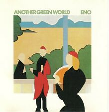BRIAN ENO Another Green World NM 1994? Virgin Canada reissue Phil Collins Fripp