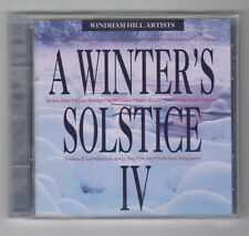 A Winter's Solstice, Vol. 4 by Various Artists (CD, 1993, Windham Hill...