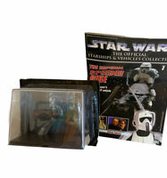 DeAgostini Star Wars Starships & Vehicles Collection Imperial Speeder Diecast