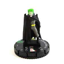 020 The Joker Creature  NM W/ Card  HeroClix: DC 15th Anniversary Elseworlds