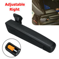Right Seat Armrest Console Comfort Adjustable Car Camper Truck Boat Universal