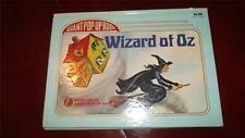 WIZARD OF OZ the GIANT POP-UP BOOK 1983 honey bear series SCARECROW Lion Dorothy