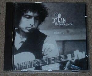 BOB DYLAN  THE BOOTLEG SERIES VOLUME 3  UK & EUROPE CD ALBUM  VERY GOOD+