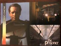THE PRISONER: PROMO CARD: PR1