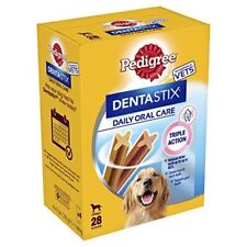 Pedigree C&t Dentastix Large Dog +25kg 28stk