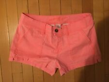 Arizona Jean Co Pink Shortie Shorts Size 5