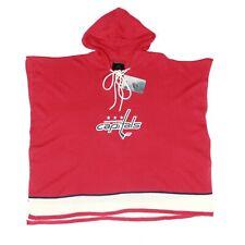 WASHINGTON CAPITALS NHL Cute Knitted Cowl Hood Poncho Sportin Styles Hockey  442