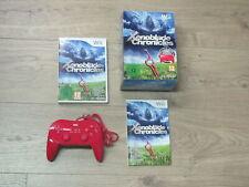 Xenoblade Chronicles Limited Collector´s Edition für Nintendo Wii und Wii U *OVP