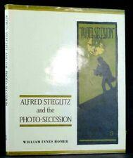 """1983 """"Alfred Stieglitz and the Photo-Secession"""" COBURN Steichen KASEBIER  HC DJ"""