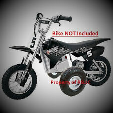 ONE SET OF RAZOR MX 400 & 350 TRAINING WHEELS MX400 MX350 ELECTRIC BIKE
