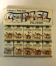 VINTAGE CARTON CAMEL FILTERS STATE