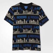 Camisetas de hombre negro adidas color principal negro