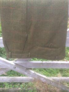 Men's Derby Tweed Breeches Breeks British Made shooting walking hunting