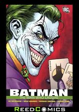 BATMAN THE MAN WHO LAUGHS GRAPHIC NOVEL Collects Detective Comics #784-786