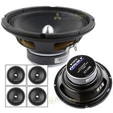 """6.5"""" High Efficiency Midrange Speakers Orion CTM6 600 Watts Max 4 Ohm 4 Speakers"""