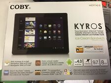 "Coby 8GB MID9742 9.7"" Android 4.0 Capacitive Multi-Touch Tablet NEW open box"