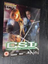 ***CSI: Crime Scene Investigation - Las Vegas - Season 4 Part 1***  FREE P&P