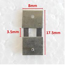 Reloj Chasis de la primavera de Acero de calidad superior 17.5mm X 3.5mm X 8mm Piezas-CS5836