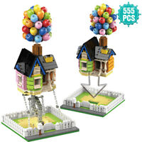 Building Blocks Kit Modular Balloon House Model Balance Frame Toys for Kids