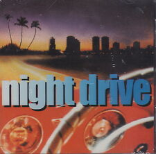 Night Drive by Various Artists (2 CDs, 2003 Insight) 30 Tracks/UK Import/Sealed
