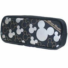 Disney Mickey Mouse Pencil Case Silver