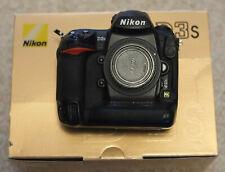 Nikon D3s 12.1MP Digital SLR Camera Body