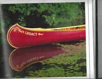 "1953 25' Old Town War Canoe ""Legacy"""