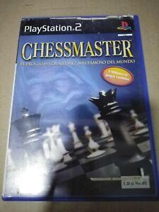 Chessmaster PS2 IN Castigliano