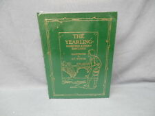 THE YEARLING illustrated by N.C. Wyeth  EASTON PRESS (sealed)