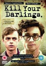 KILL YOUR DARLINGS - BRAND NEW AND SEALED - GENUINE UK DVD