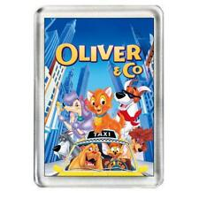 Oliver And Company. The Movie. Fridge Magnet.