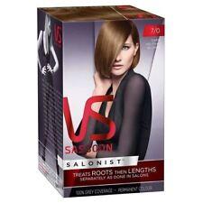 2 X VS Vidal Sassoon Salonist Permanent Hair Colour 8/0 Medium Neutral Blonde