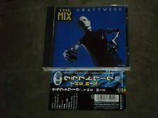 Kraftwerk The Mix Japan CD