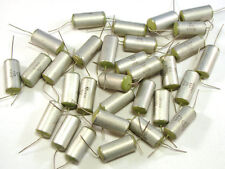 100x MBM 1µF 160V Paper Capacitors Capacitor of Soviet USSR Lot of 100pcs