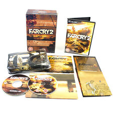 Far Cry 2 Collectors Edition for PC DVD-ROM by Ubisoft, 2008, CIB, VGC